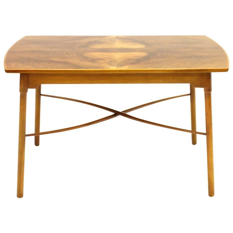 Coffee Table by Ole Wanscher for Fritz Hansen, Denmark, 1940