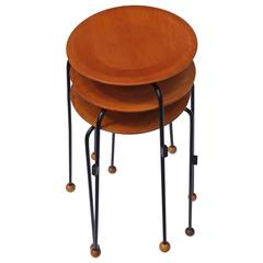 Tony Paul Side Tables
