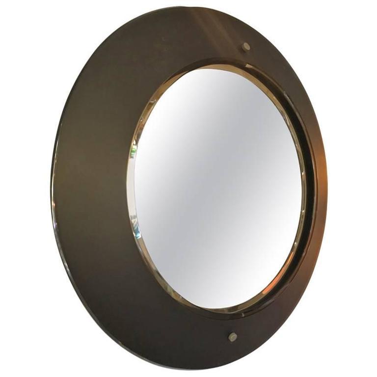 Rare Mirror, Max Ingrand Design, Fontana Arte, 1950