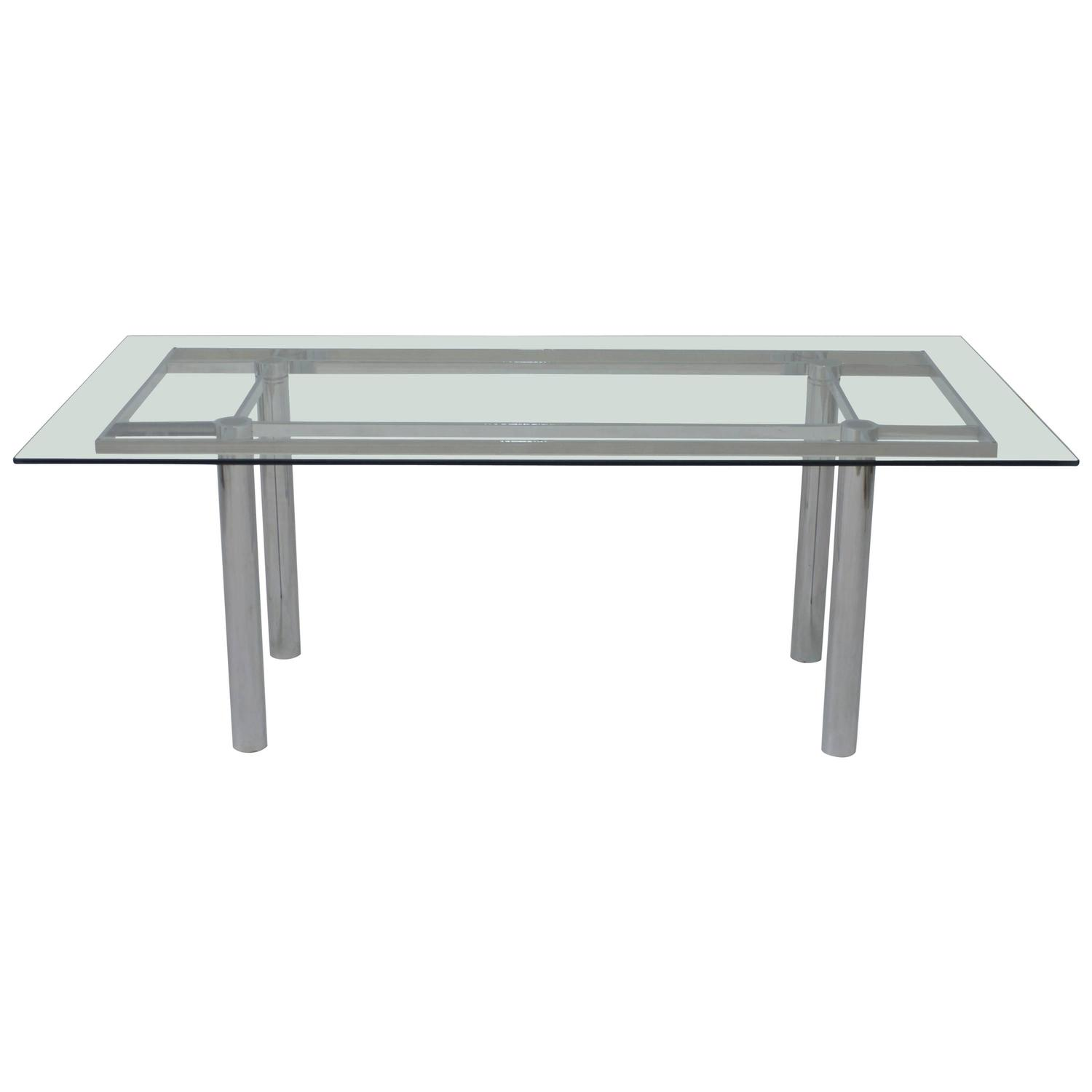 scarpa for knoll 39 andre 39 dining table or desk for sale at 1stdibs