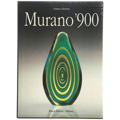 Murano '900, Franco Deboni 1996 Book