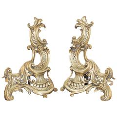 Pair of Bookends Rococo Style Europe