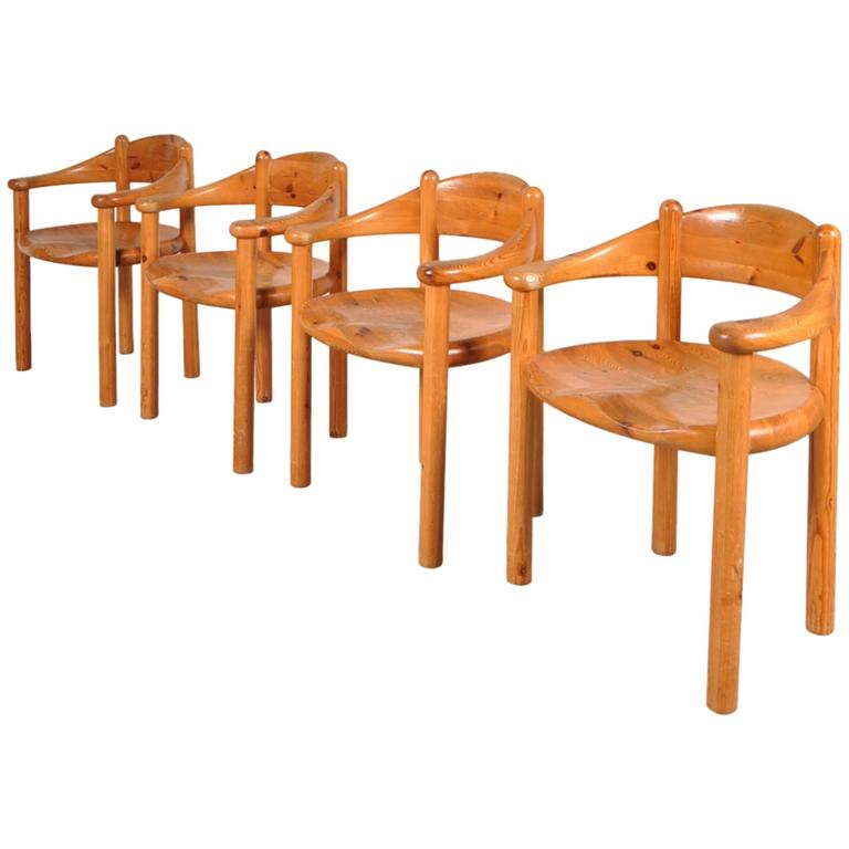 4 dining chairs for sale dining chairs by rainer daumiller for hirtshals sawmill denmark circa 1970 for sale denmark