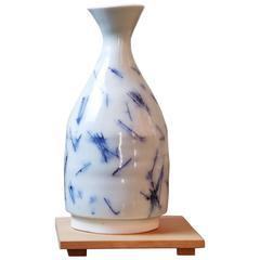 Sake Flask by Yoshikawa Masamichi