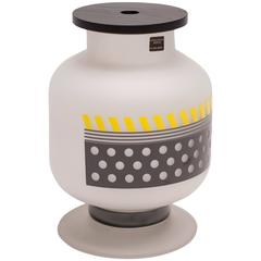 Bonnie Vase Designed by Ettore Sottsass