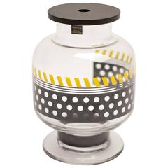 Clyde Vase Designed by Ettore Sottsass