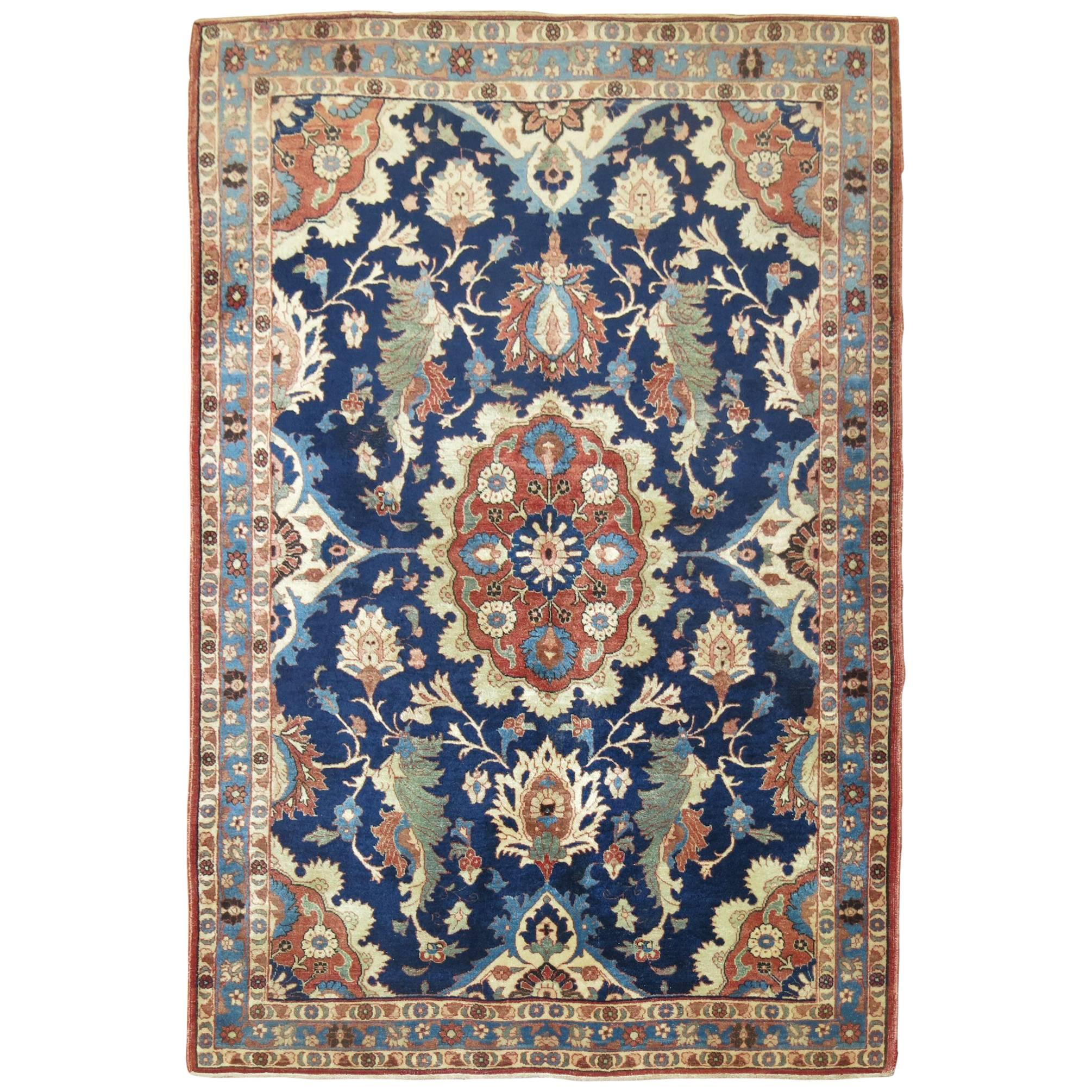Persian Isfahan Carpet