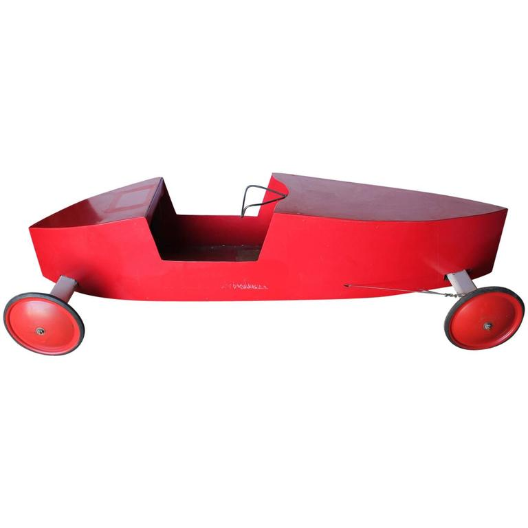 1950s Soap Box Derby Car