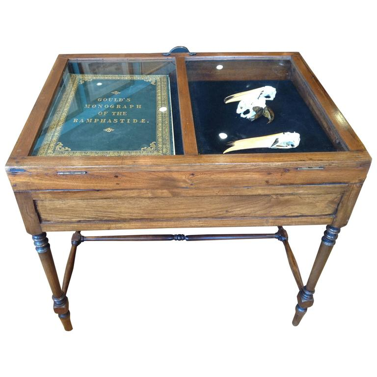Gould Monograph of the Ramphastide 1st edition book in Modern Display Case For Sale