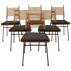 Paul McCobb Shovel Dining Chairs