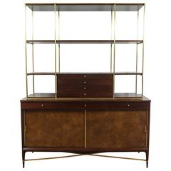 Paul McCobb for Calvin Wall Unit Credenza
