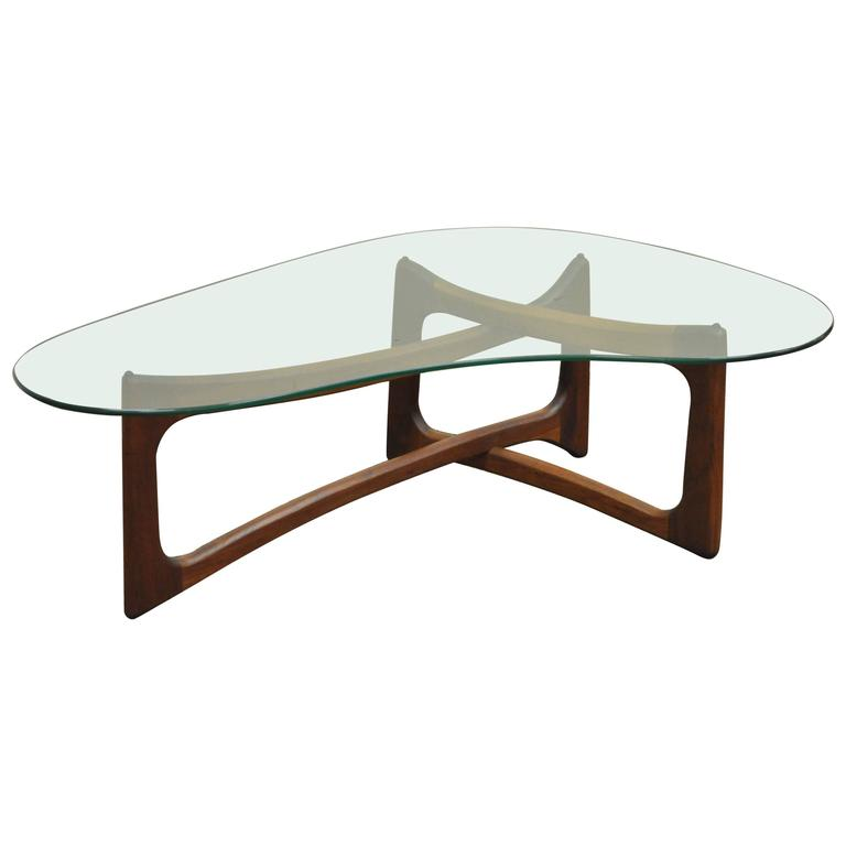 Https Www 1stdibs Com Furniture Tables Coffee Tables Cocktail Tables Vintage Mid Century Modern Adrian Pearsall Boomerang Kidney Walnut Coffee Table Id F 5466773