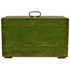 Vintage Pine Army Box