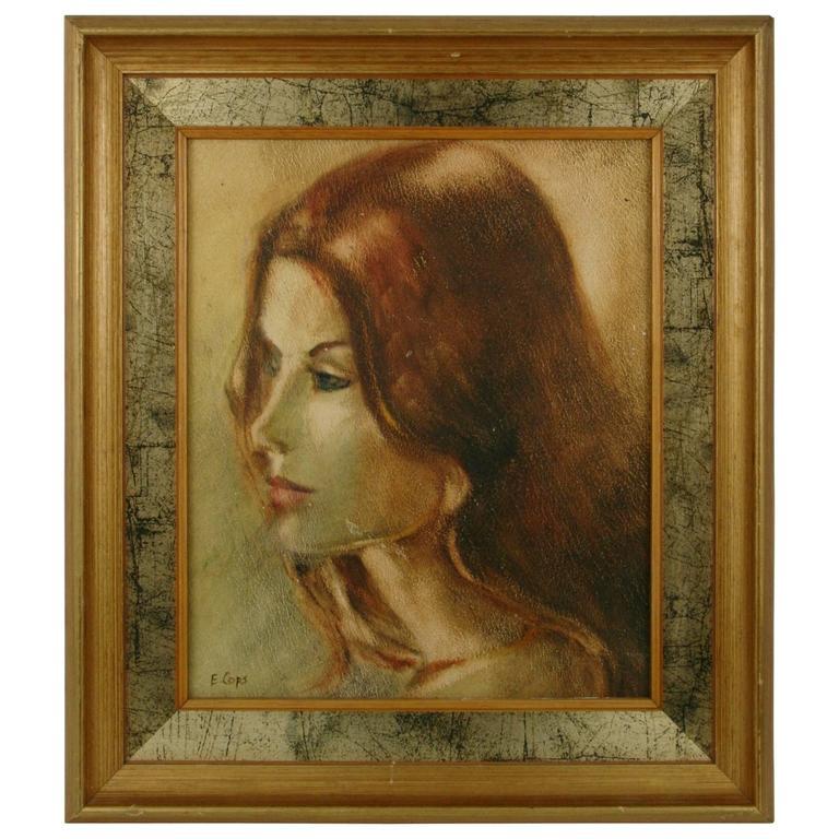 Portrait Painting - Elena For Sale