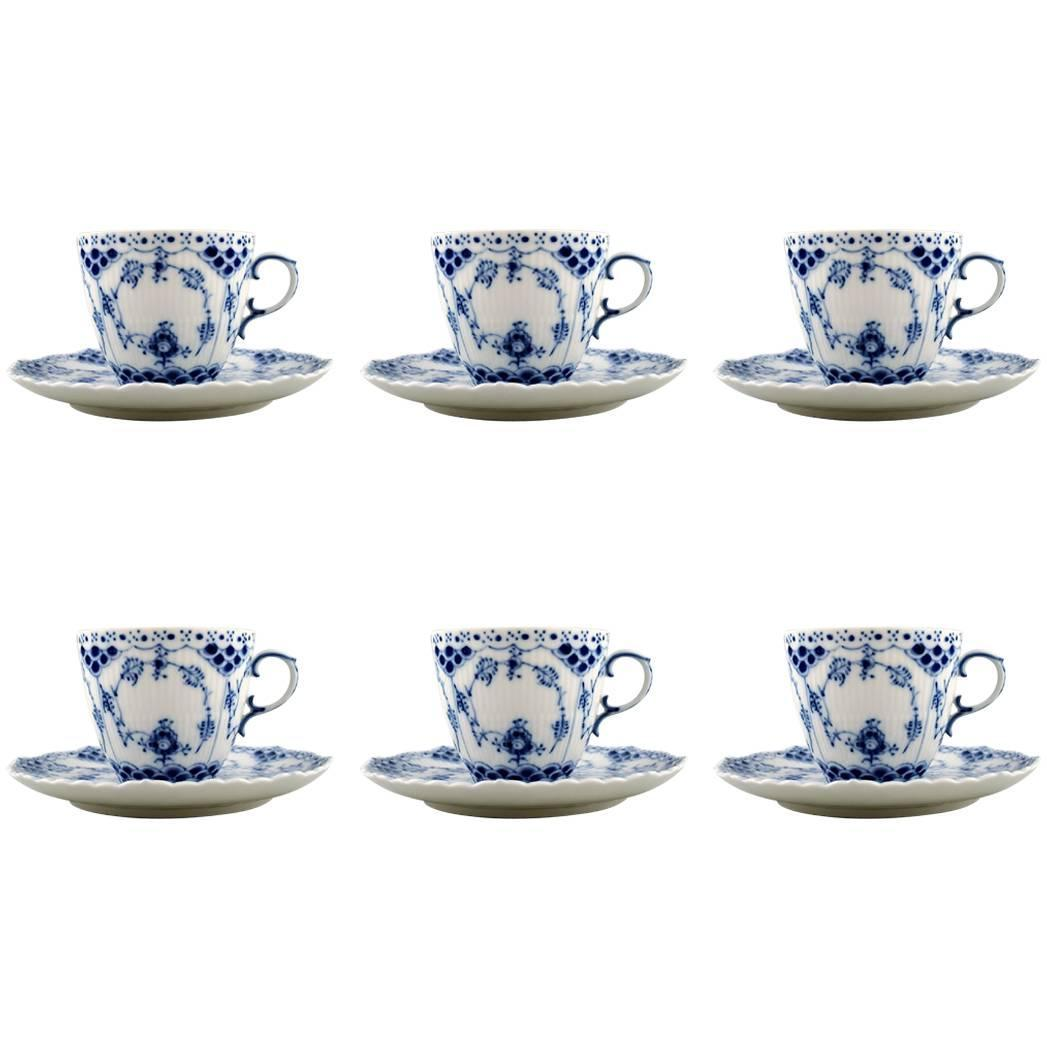 Blue Denmark Coffee Cup