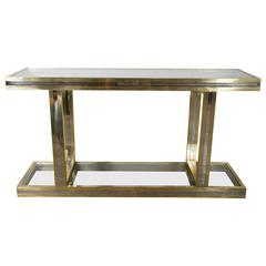 Large Console by Romeo Rega