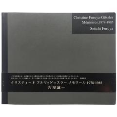 """""""Christine Furuya-Gössler – Mémoires, 1978- 1985"""" Book, 1997"""