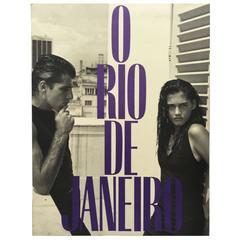 Bruce Weber, O Rio De Janeiro, 1986 Book