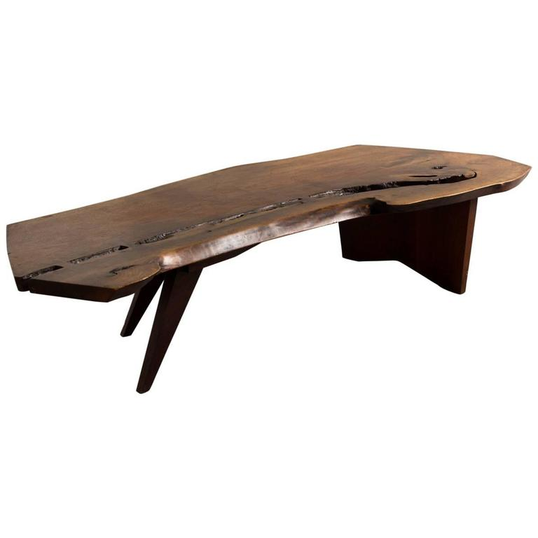 George Nakashima Coffee Table 1960s At 1stdibs