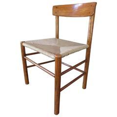 Mid-Century Chair in the Manner of Børge Mogensen