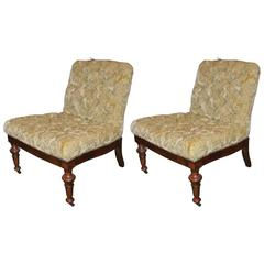 Pair of Edward Ferrell Side Chairs