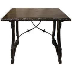 Charming Trestle Table