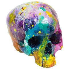 Mistepiro Skull Sculpture