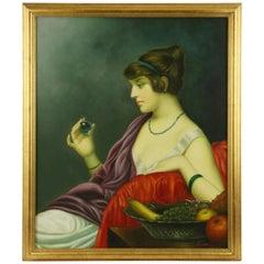 Aristocratic Portrait Painting