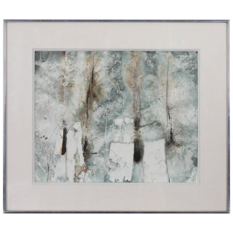 """Tree Crystal"" by William Thon For Sale"