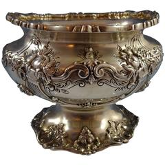 Francis I by Reed & Barton Sterling Silver Waste Bowl Gold Washed