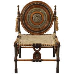 Carlo Bugatti Side Chair