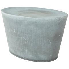 Original Maya Lin Concrete Stool for Knoll Studio, No Longer in Production