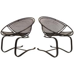 "Salterini ""Radar"" Mid-Century Chairs"