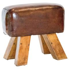 Small Vintage Pommel Horse