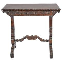 Anglo Indian Side Table