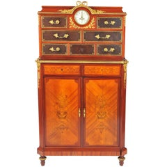 French Kingwood Side Cabinet