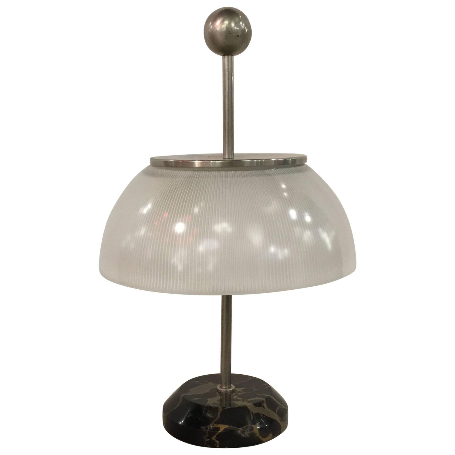 Table Lamp by Sergio Mazza for Artemide For Sale at 1stdibs