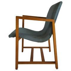 """Rare """"Kleinhans"""" Chair, circa 1939 Charles Eames/Eero Saarinen"""