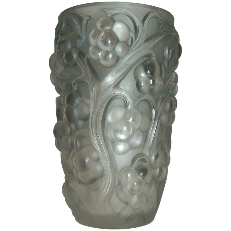 R Lalique Oursin Or Sea Urchin Vase Circa 1935 For Sale At 1stdibs
