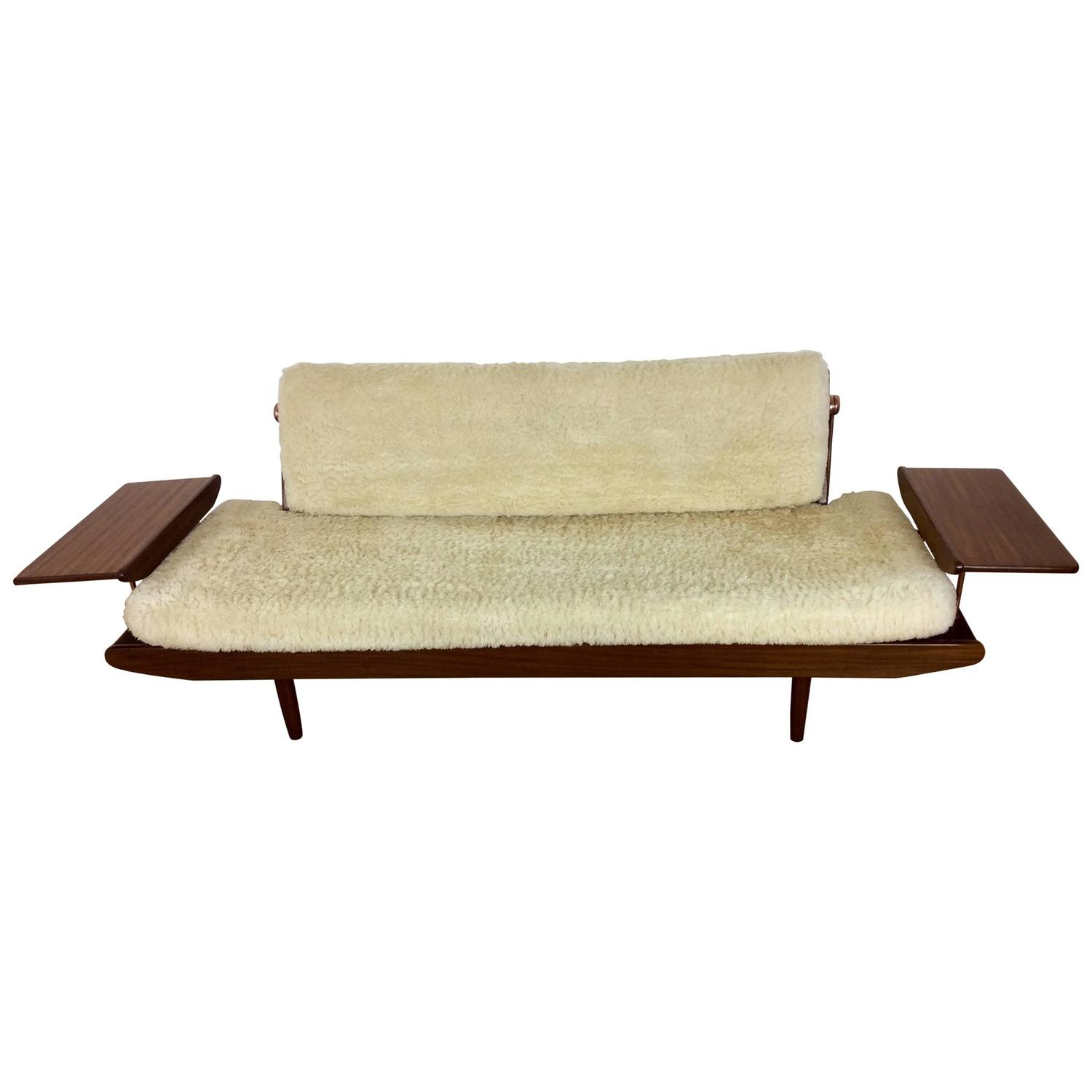 Mid Century Sofa Daybed Toothill At 1stdibs