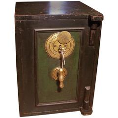 19th Century Antique English Safe