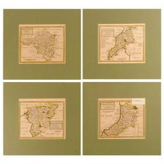 Four Unframed Polychrome Maps