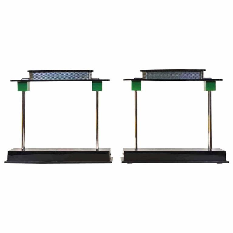 Desk or Table Lamp Pausania by Ettore Sottsass