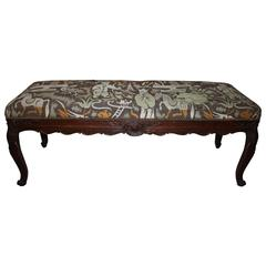 Late 18th Century Italian Bench