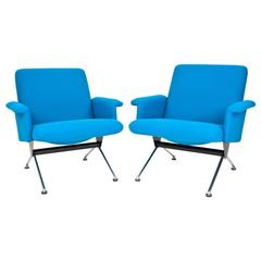 1961 Set of Mid-Century Dutch Easy Chairs No. 1432 by Andre Cordemeyer-Gispen