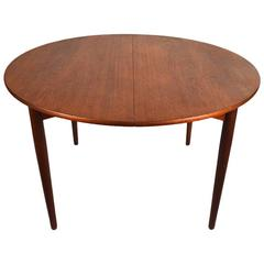 Sven Madsen Teak Dining Table