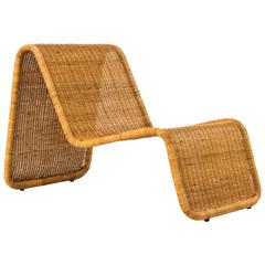1960s Lounge Chair P3 by Tito Agnoli for Pierantonio Bonacina, Italy