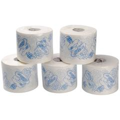 Super Cloaca Toilet Paper Roll, Wim Delvoye, 2007