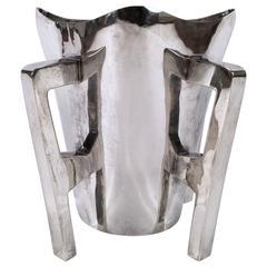 Irish Silver Mether, Vase or Champagne Bucket