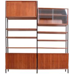 Lyby Mobler Freestanding Wall Unit